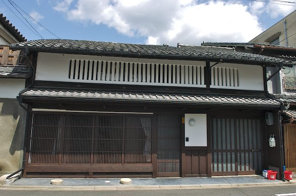 Machiya la casa japonesa japonanime for Arquitectura japonesa tradicional